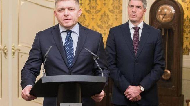Robert Fico, premier slovacco (Ansa)