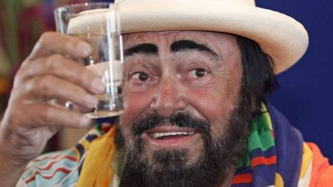 La tomba di Luciano Pavarotti è a Montale