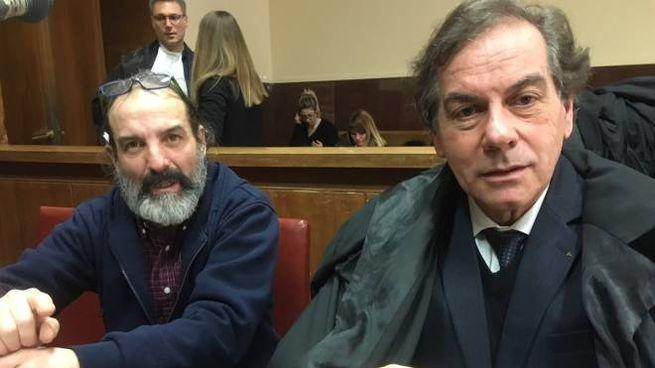 Enzo Rendina e Francesco Ciabattoni