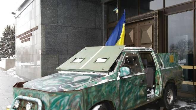 Un giorno a Kiev