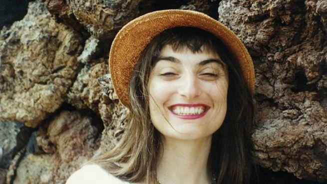 La poetessa Francesca Limoli