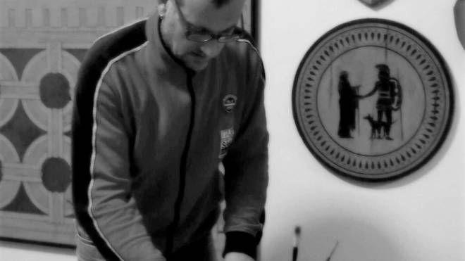 Massimo Torti e la sua passione per gli araldi