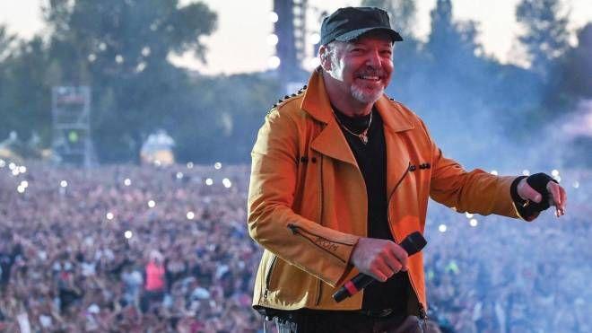 Vasco Rossi al concerto di Modena Park