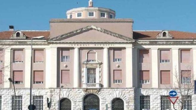 L'ospedale di Livorno