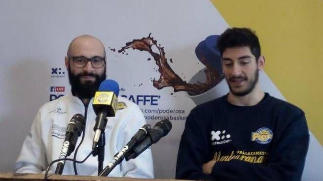 Dario Zucca (a destra)