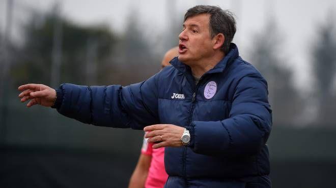 Paolo Tomasoni, allenatore del Legnano