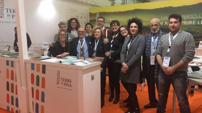 """""""Terre di Pisa"""" approda alla Borsa Mediterranea del Turismo"""