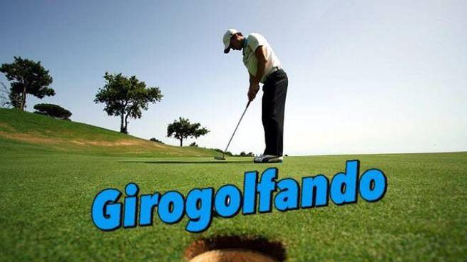 Girogolfando, il programma delle gare di golf della settimana