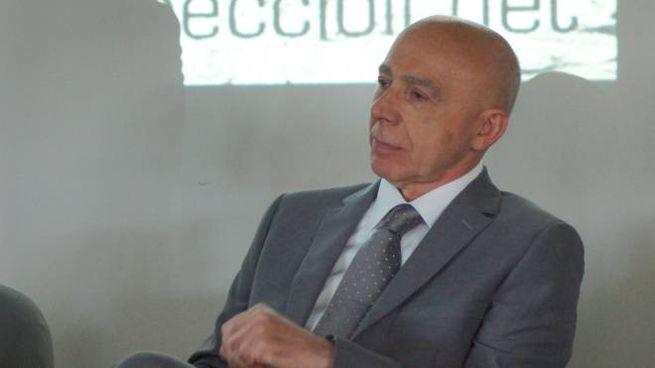 Il sindaco Renzo Macelloni