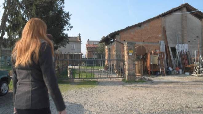 La cascina dove è avvenuto il fatto (Torres)