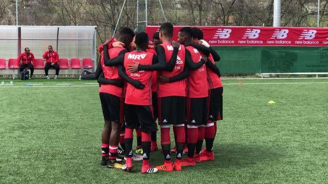 La squadra del Flamengo