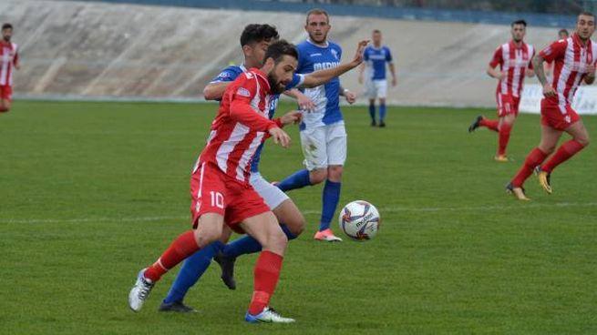 Daniele Ferri Marini in azione (foto Frasca)