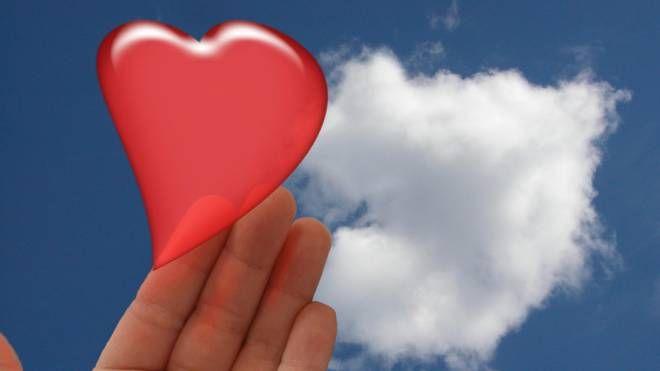 Il cuore, simbolo dell'amore