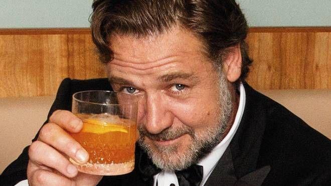 """La locandina di """"The art of divorce"""", l'asta di Russell Crowe"""