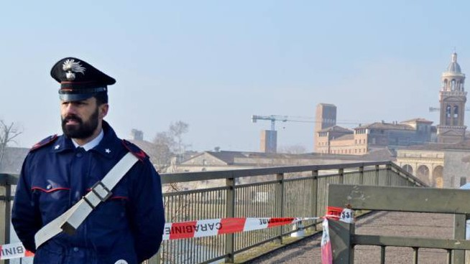 L'omicidio al Ponte San Giorgio a Mantova