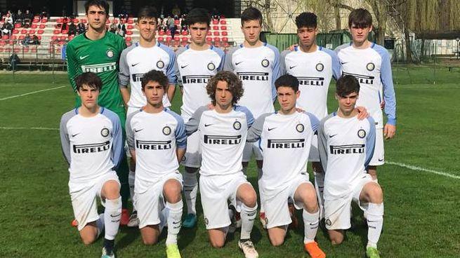 La squadra dell'Inter