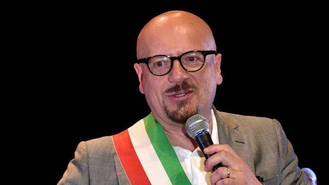 Davide Drei, sindaco di Forlì