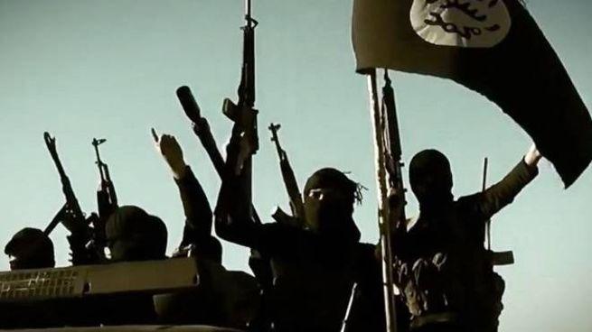 Guerriglieri dell'Isis