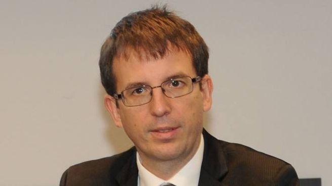 L'assessore Filippo Del Corno