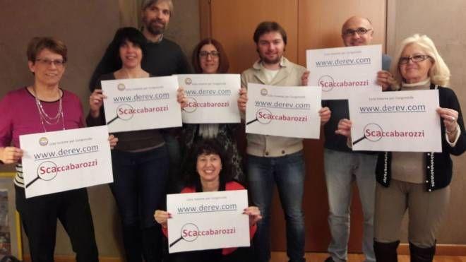 I candidati in corsa per la lista civica Insieme per Gorgonzola