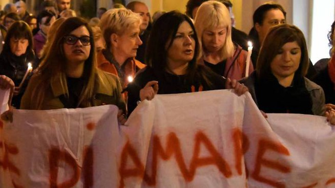 La manifestazione organizzata dall'associazione Vittoria