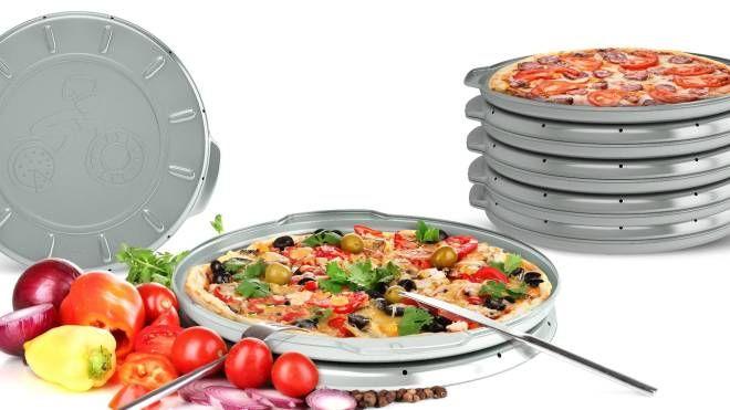 Il contenitore per pizza d'asporto riutilizzabile