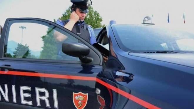 Carabinieri in azione (foto di repertorio)