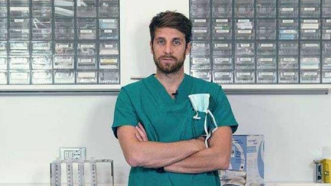 Il medico chirurgo Mattia Colli
