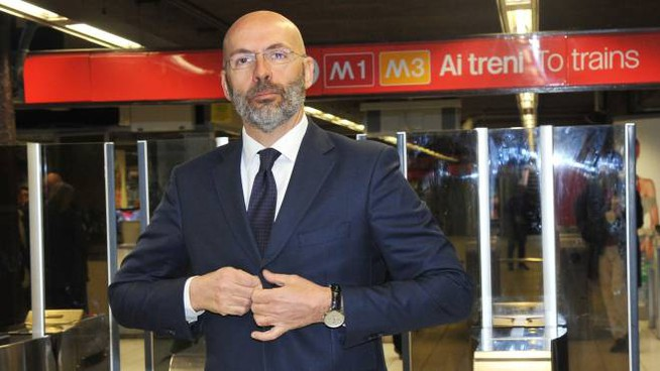 Arrigo Giana, direttore generale di Atm