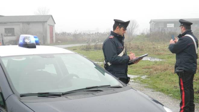 I carabinieri hanno denunciato il meccanico