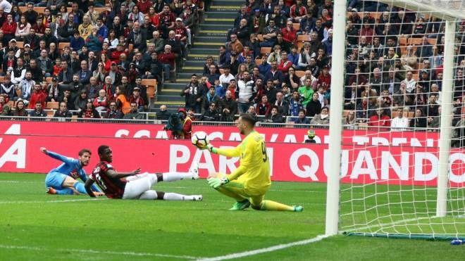 Milan e Napoli fanno 0-0 e rischiano di dire addio ai propri sogni