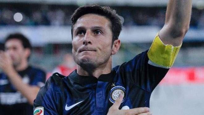 Javier Zanetti torna a Tolentino