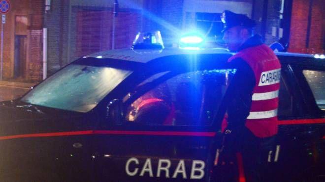 Carabinieri in azione (Cardini)