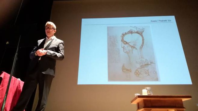 Frank Fehrenbach a Vinci