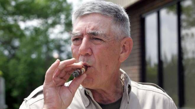E' morto Lee Ermey, il sergente cattivo di Full Metal Jackett (Ansa)