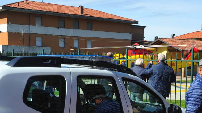 Incidente a Besozzo (Newpress)