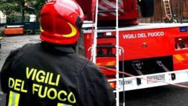 Vigili del fuoco, foto generica