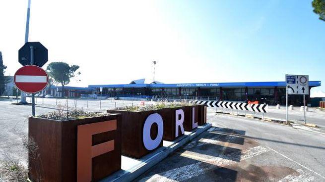Aeroporto di Forlì (Foto Fantini)