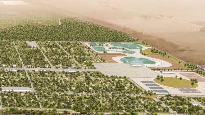 Delta Farm, come sarà il villaggio turistico