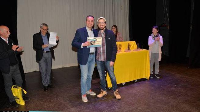 Premiato Nicola Marconi come miglior attore protagonista