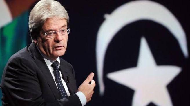 Il ministro Paolo Gentiloni - LaPresse