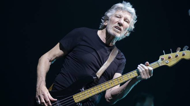 Roger Waters, 4 date all'Unipol Arena (Ap)