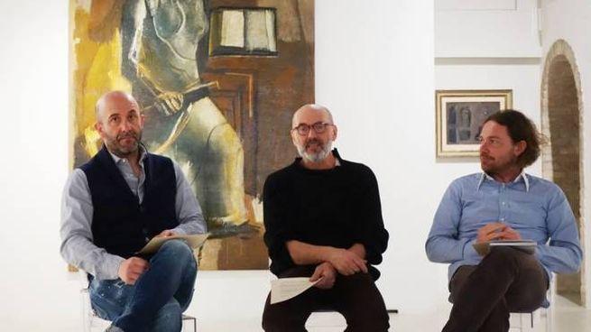 La mostra Sironi contemporaneo è in allestimento fino al 2 giugno