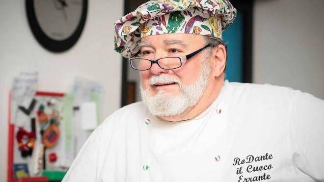 Roberto Dante Vincenzi, cuoco e consulente, noto come Rodante