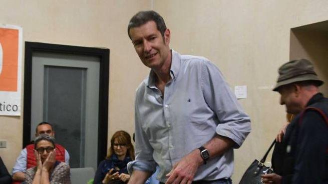 Alessandro Volpi ha vinto le primarie del centrosinistra