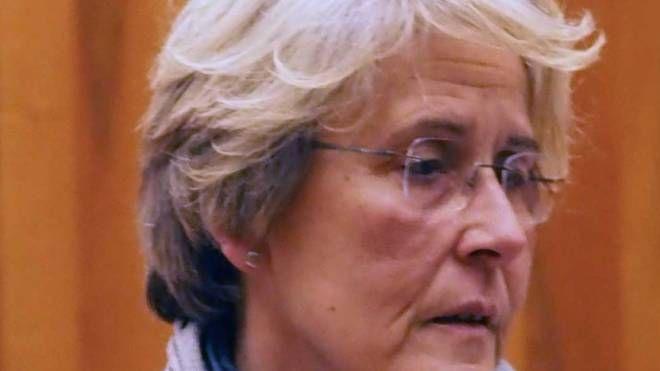 Maria Corini, sorella dell'avvocato deceduto