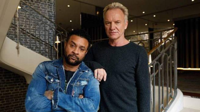 Shaggy e Sting