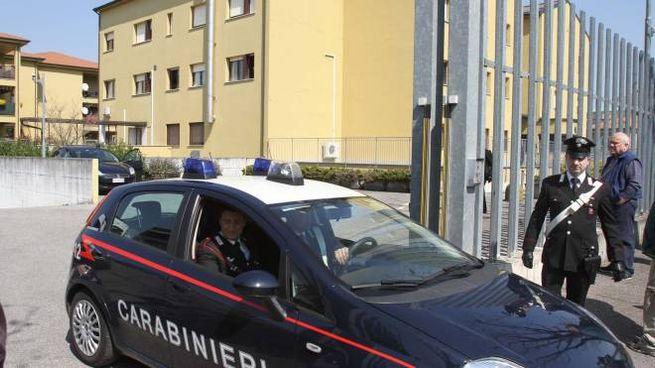 I carabinieri di Vimercate