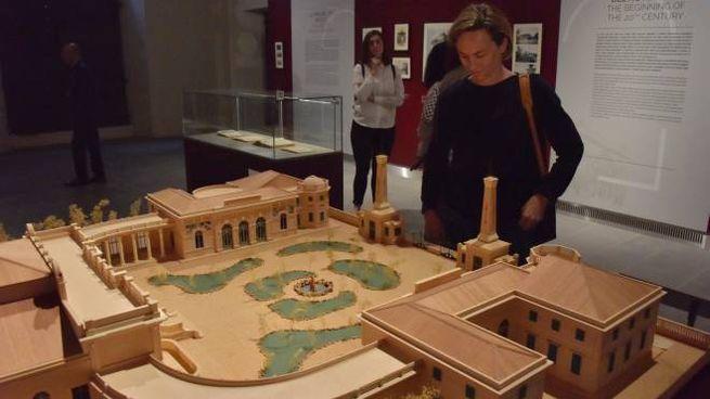 Il Museo della città e il plastico delle Terme del Corallo (Novi)