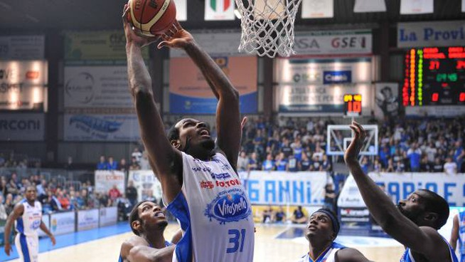 Eric Williams finalmente convincente (Ciamillo)